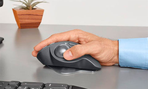 MX ERGO: The First Innovative Trackball From Logitech For The Last