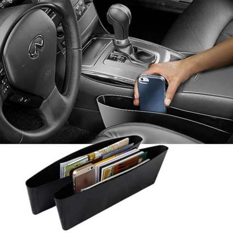 leather car ipocket uses