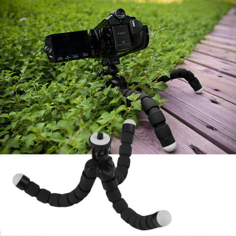 mini octopus tripod digicam stand