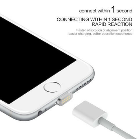 smart charging cable fast connection
