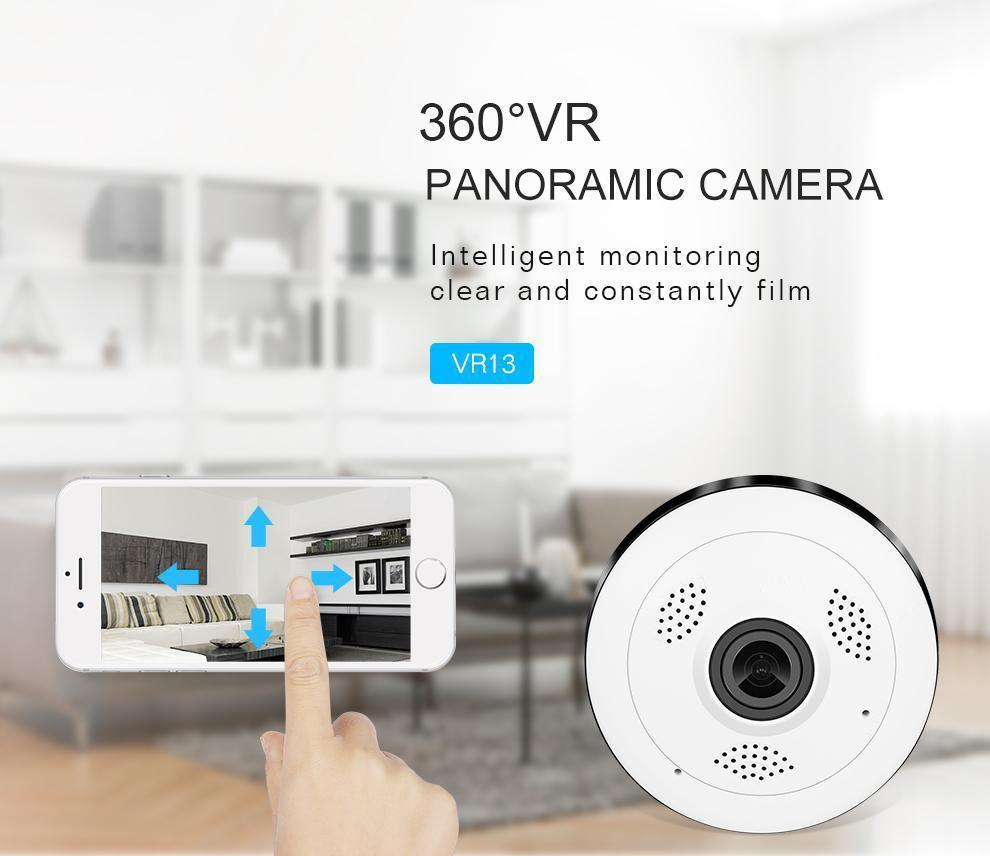 360 smart home camera mymobile gear. Black Bedroom Furniture Sets. Home Design Ideas