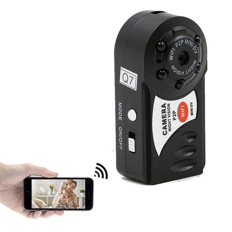 MYMOBILE GEAR WIFI IP Camcorder Night Vision Motion Detection Built-in Microphone