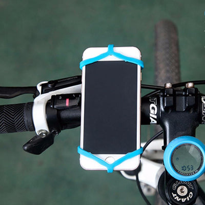 SmartMount : Attach Any Smartphone to Your Handlebars in Seconds!