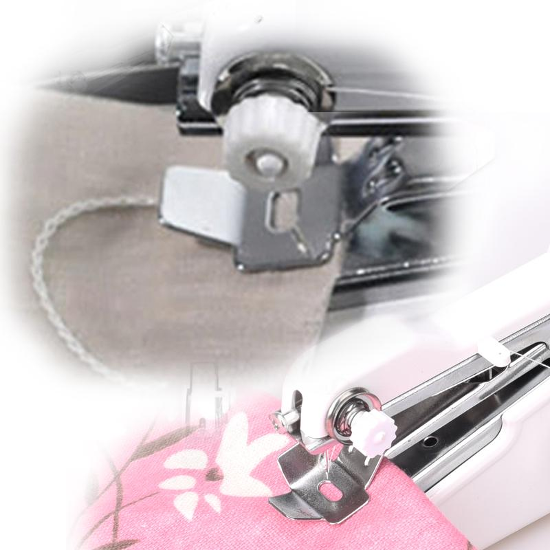 Portable Mini Sewing Machine MyMobile Gear Simple Portable Mini Sewing Machine