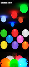 15pcs LED Balloon Light ball