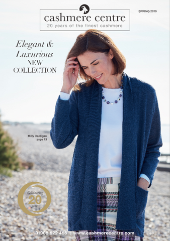 cashmere centre catalogue