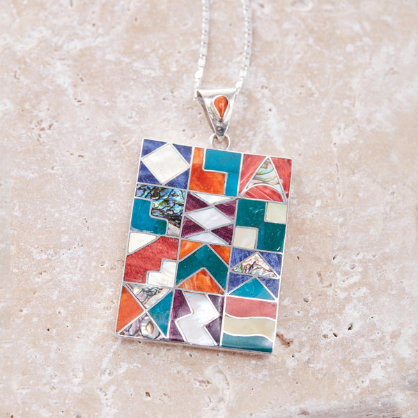 Calendar Pendant - Spirit of the Andes