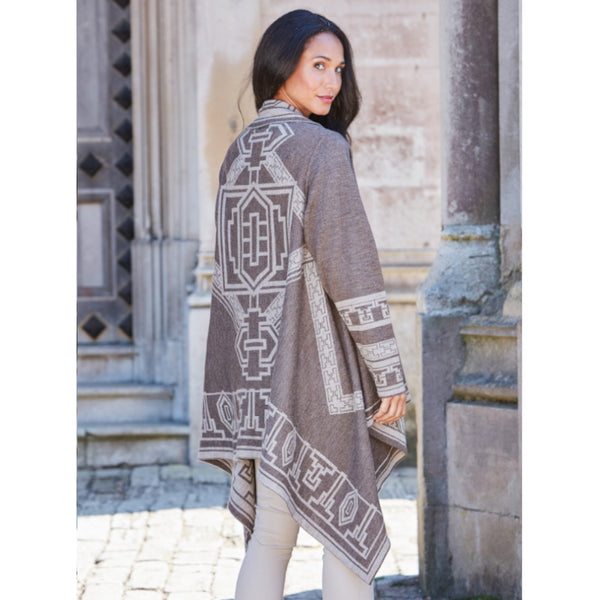 Chita Waterfall Cardigan - Spirit of the Andes