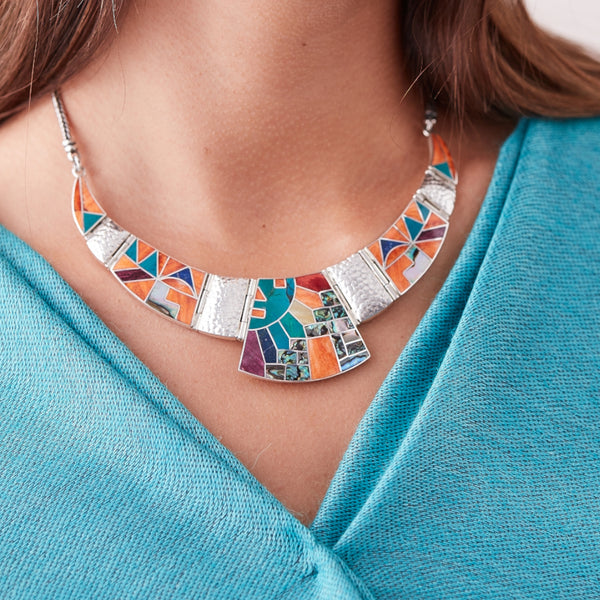 Inca Condor Necklace - Spirit of the Andes