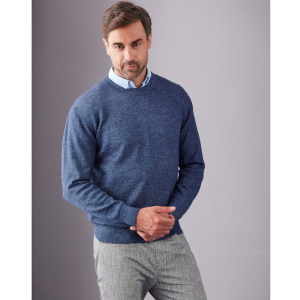 Enrique Crew Neck Sweater - Spirit of the Andes