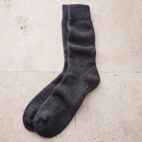 Mens Alpaca Winter Socks - Spirit of the Andes
