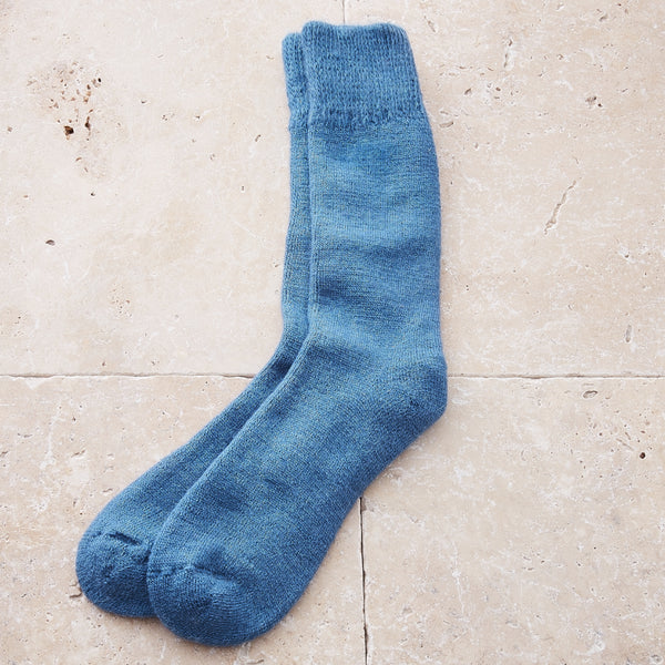 Ladies Alpaca Winter Socks - Spirit of the Andes