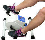 CanDo® Pedal Exerciser- Deluxe with LCD monitor: