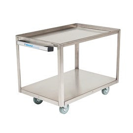 Whitehall TWO SHELF CART, 16 X 25 X 19.25""