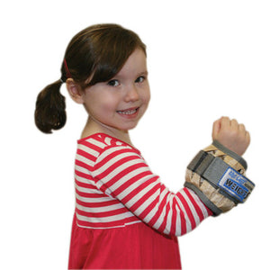 Adjustable Cuff® Variable Pediatric Wrist and Ankle Weights