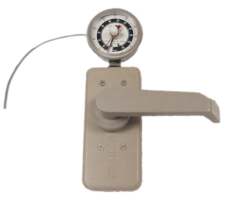 Baseline® Wrist Dynamometer - 500 lb Capacity Dial Gauge & Analog Output Signal