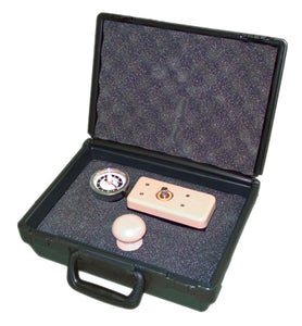 Baseline® Wrist Dynamometer - Analog 500 lb Capacity, with Knob Grip & Mount Bracket
