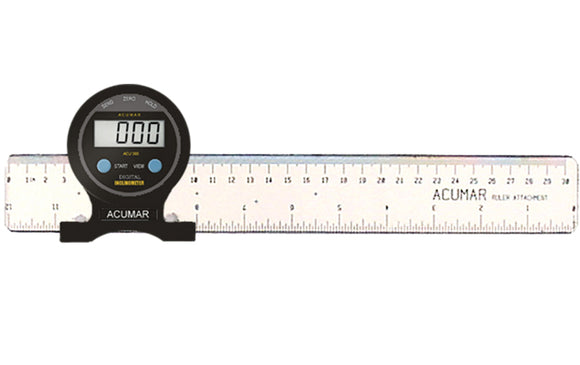 Acumar Inclinometer - Accessory - Ruler