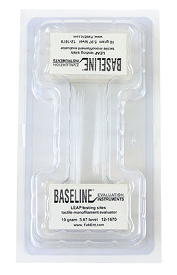 Baseline® Tactile™ Monofilament - LEAP Program - Disposable - 5.07 - 10 gram - 20-pack