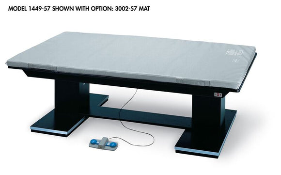 Dual Lift Powermatic™ Mat Platform with Black Laminate Top 1449-57