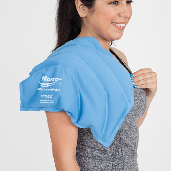 Norco Professional Soft Cold Pack-Standard, Cervical & Oversize