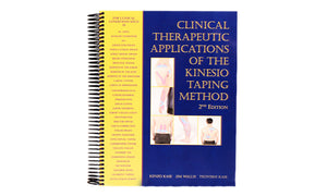 Clinical Therapeutic Applications of the Kinesio® Taping Method - Book