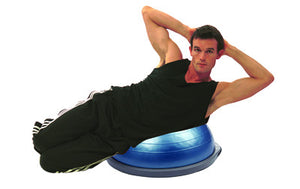 Bosu™ dome with 1hr video and 120 page instruction book