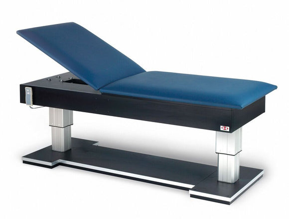 Hausmann Bariatric Hi-Lo Treatment Table with Power Backrest