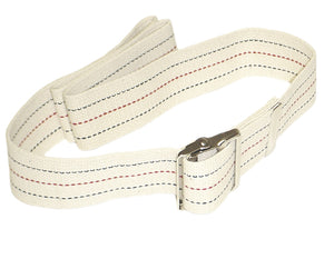 FabLife™ Gait Belt - Metal Buckle, 60""