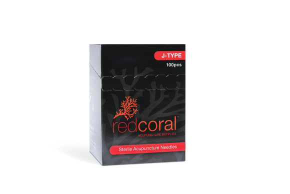 Red Coral Dry Needles-J Type
