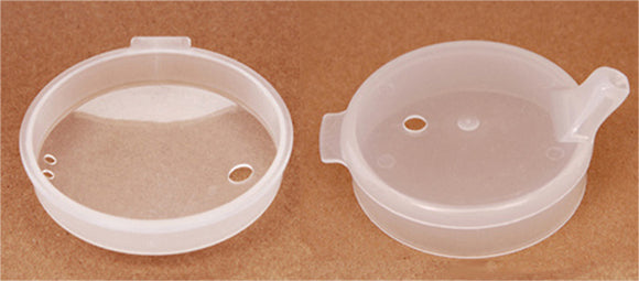 Independence anti-splash lids, 6 ea.