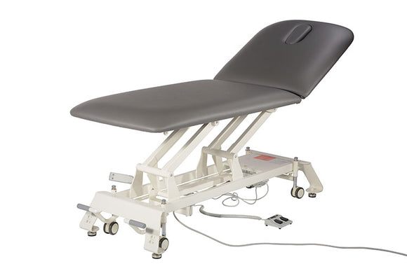Hausmann Titan 2-Section Backrest Table