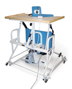 Bariatric 500 lb. Electric Stand-In Table