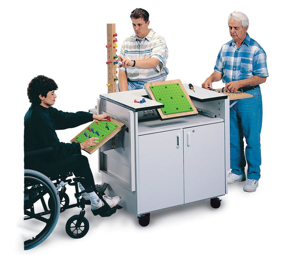 Cubex™ Therapy System on Wheels