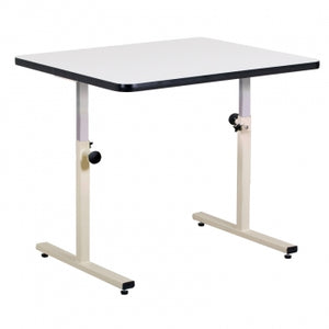 7432 Personal Work Table with Stationary Top