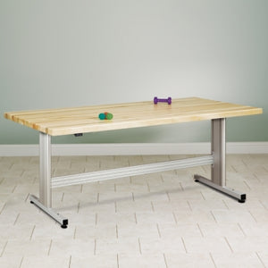 Group Therapy Table with Electric Height Adjustment 77-41E