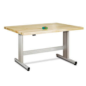 Group Therapy Table with Electric Height Adjustment 77-43EM