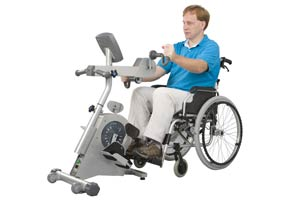 AP Pro-Active Passive Trainer All Body Ergometer