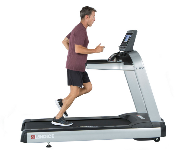 Landice L10 Club Treadmill-Heavy Duty
