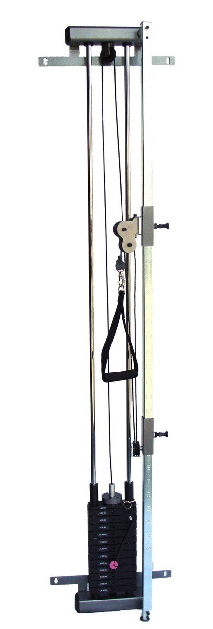 RehabPro Standard Pulley 30 lbs (wall mount)