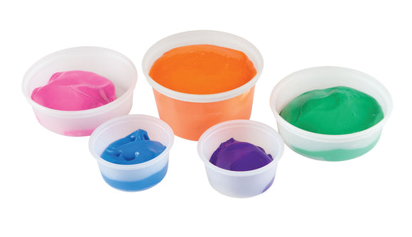 Rainbow Putty-Med Firm, Blue