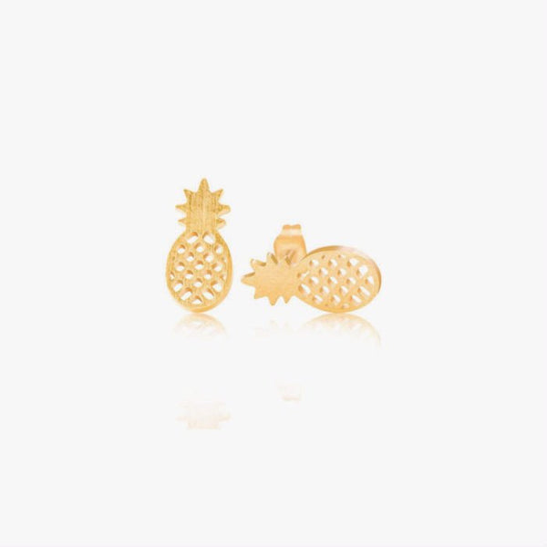 Mini Pineapple Studs