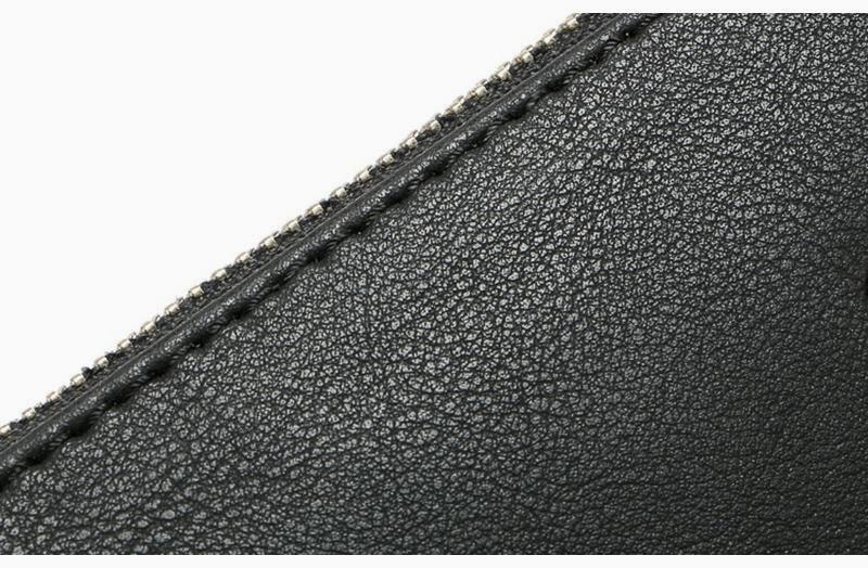 The Studded Clutch