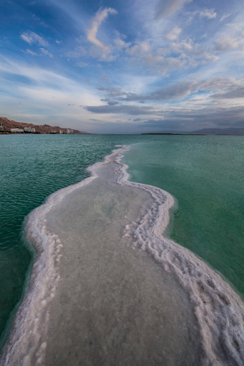 Beauty-Boosting Minerals in Dead Sea Salt