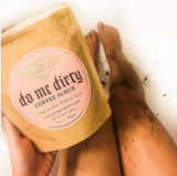 DO ME DIRTY COFFEE SCRUB