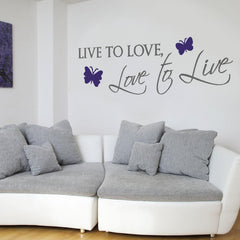 Living Wall Stickers