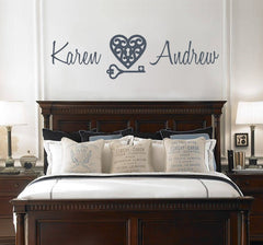 Romantic Wall Stickers
