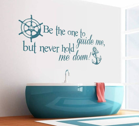 Be the One to Guide Me Wall Sticker - Wall Chick