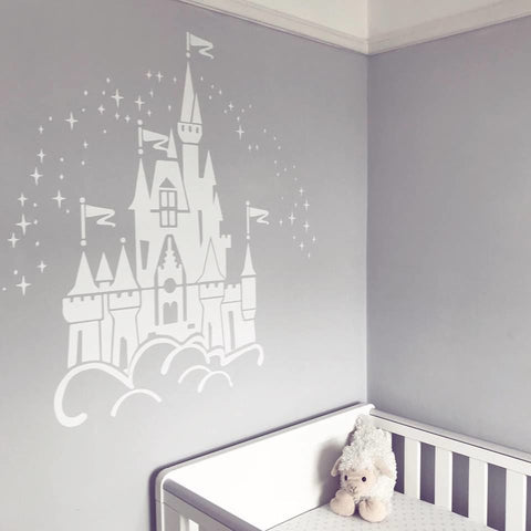 Disney Castle Wall Sticker