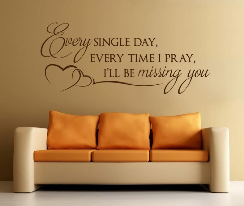 Every Single Day Wall Sticker - Wall Chick